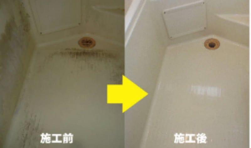 あきらめていた汚れ除去もご相談ください!浴室クリーニング!!