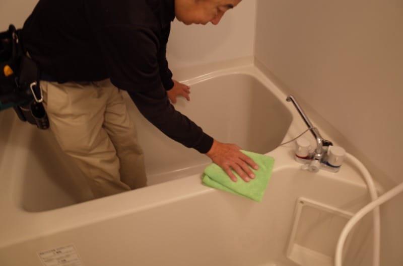《追加料金一切なし!》《駐車料代無料!》クリーンクリエイトのお風呂・浴室クリーニング