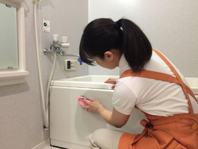【横浜・川崎・町田】お風呂・浴室クリーニング