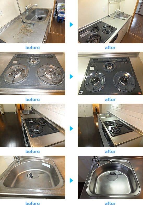 清潔な環境作りに貢献!霧島設備のキッチンクリーニング
