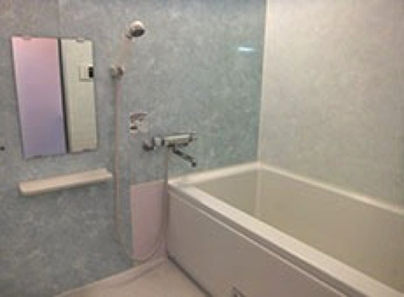 【制服着用&作業外注一切なし!】浴室ピカピカクリーニング(エプロン内高圧洗浄付き)