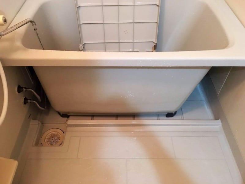 浴室クリーニング!2/7~施行可能です! (^^♪ エプロン高圧込