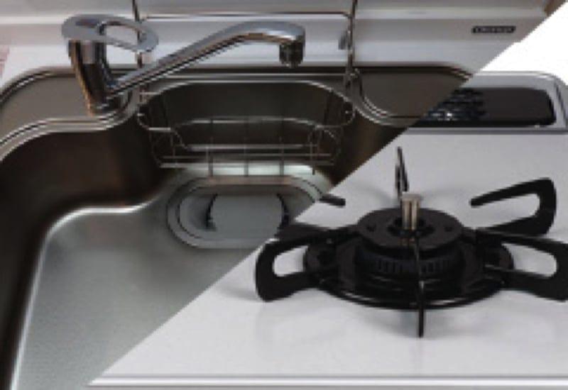 ★女性スタッフ可★徹底キッチン洗浄サービス