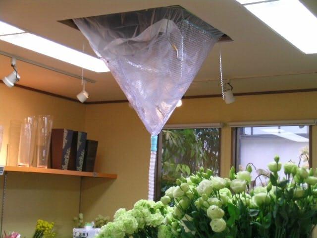 【電気工事士の経験豊富なスタッフがお伺いします!!】エアコンクリーニング(天井型)
