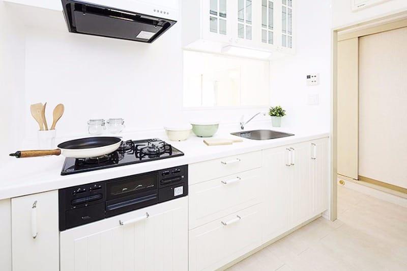 【1/17~予約可能】キッチン廻りの油・水垢汚れをまるごとすっきり!