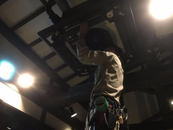 「丁寧な作業」がモットー!SHIROKUMAの徹底クリーニングエアコンクリーニング(天井型)
