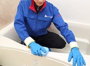 【ピッカピカにします!!】目黒本町店の浴室クリーニング