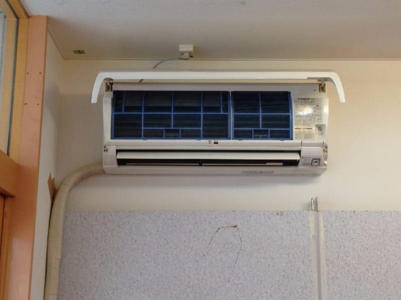 家庭用エアコンクリーニング! 安心のエコ洗剤でバッチリ!宮崎市及び近郊